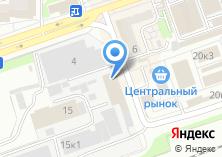 Компания «Компания по аренде инструмента» на карте