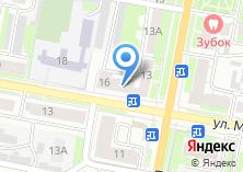 Компания «АВТОЛИСТ» на карте