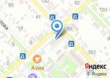 Компания «Мега-Альянс» на карте