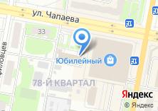 Компания «АКБ Саровбизнесбанк» на карте
