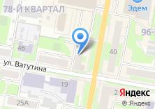 Компания «Дарни-2» на карте