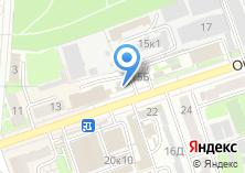 Компания «Сдобнов» на карте