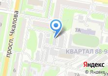 Компания «На Дзержинского» на карте