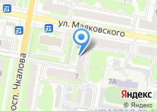 Компания «Спутниковое телевидение» на карте