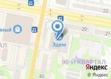Компания «МАТРАС – КРОВАТЬ» на карте