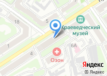 Компания «Территориальный орган федеральной службы государственной статистики по Нижегородской области» на карте