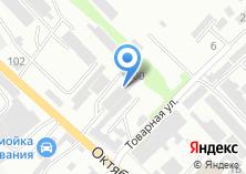 Компания «Опт Сервис» на карте