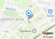 Компания «Управление Федеральной миграционной службы России по Нижегородской области» на карте