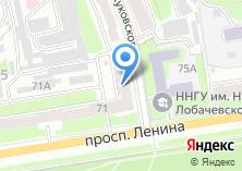 Компания «Колесо обозрения» на карте