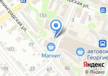 Компания «Альфа-Дом» на карте