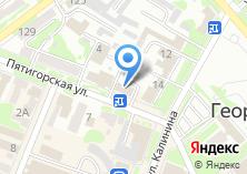 Компания «Мастерская рекламы» на карте