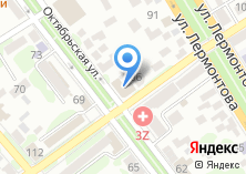 Компания «УФСКН» на карте