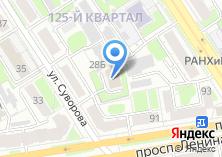 Компания «Управление Федеральной службы РФ по контролю за оборотом наркотиков по Нижегородской области» на карте