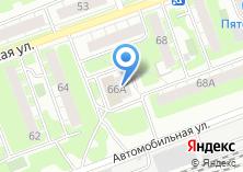 Компания «Продуктовый магазин на Октябрьской» на карте