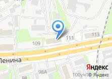 Компания «АрхСтройДеталь» на карте