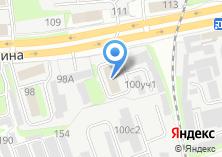 Компания «Телематика» на карте