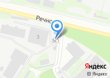 Компания «Калинов мост производственная компания» на карте