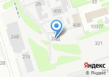 Компания «Химавтосервис» на карте