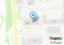Компания «ОООЕВРО СПЕКТРНН» на карте