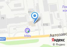 Компания «TruckGalaxy» на карте