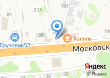 Компания «Европарт рус» на карте
