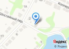 Компания «ЛиМо» на карте
