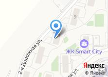 Компания «Новинки Smart Sity» на карте