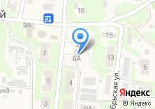 Компания «Центр досуга» на карте