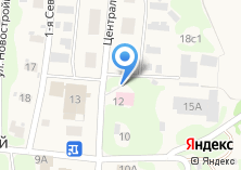 Компания «Железнодорожная врачебная амбулатория» на карте