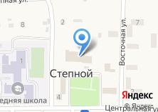 Компания «Центр культурного спортивного и библиотечного обслуживания населения Россошинского сельского поселения» на карте