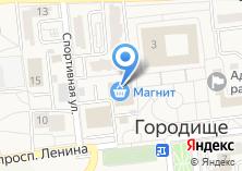 Компания «Пивоман» на карте
