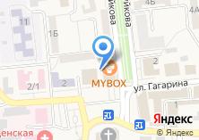 Компания «Радеж» на карте