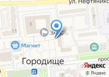 Компания «Территориальный орган Федеральной службы государственной статистики по Волгоградской области» на карте