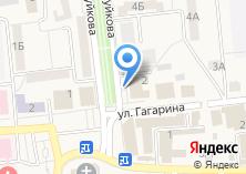 Компания «КБ Русский Южный банк» на карте