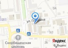 Компания «Ритуальное агентство» на карте