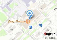 Компания «Вижинард» на карте