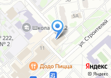 Компания «Сеть аптек МП Центральная аптека» на карте