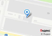 Компания «Тепличный комбинат» на карте