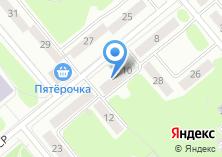 Компания «Розетка» на карте