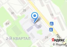 Компания «Средняя общеобразовательная школа №218» на карте