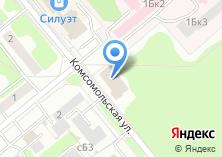 Компания «Аквапром» на карте