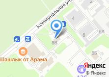 Компания «Зареченская ритуальная компания» на карте