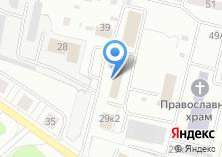 Компания «МРЭО ГИБДД Управления МВД России по Пензенской области» на карте