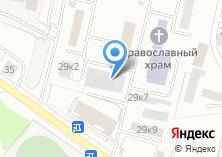 Компания «Зареченский Мебельный Комбинат» на карте