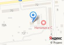 Компания «Гастроном» на карте