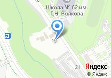 Компания «Русская банька» на карте