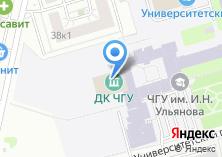 Компания «Дворец культуры ЧГУ» на карте