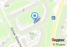 Компания «Химмонтаж» на карте