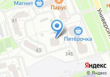 Компания «Artis» на карте