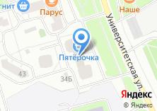 Компания «Астек-Элара» на карте